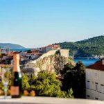 Villa Dubrovnik Entourage Upper terrace 2