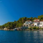 Villa Exclusive Bra with swimming pool on the island of Bra in Croatia 32