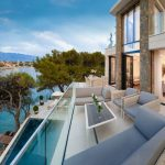 Villa Exclusive Bra with swimming pool on the island of Bra in Croatia 34