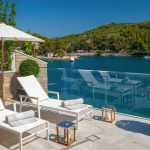 Villa Exclusive Bra with swimming pool on the island of Bra in Croatia 41